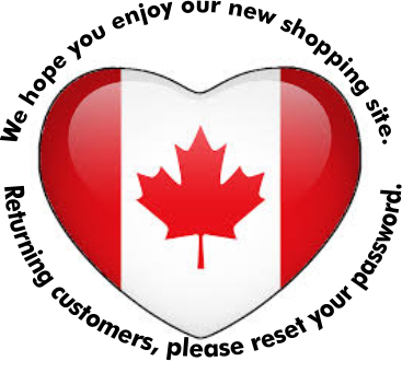 RV Parts Canada Password Reset