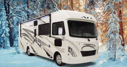 As Autumn Fast Approaches Make Sure, You Know How to Prepare Your RV for Winter Storage