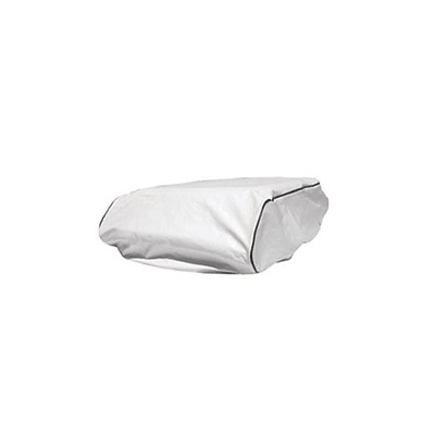 RV Air Conditioner Cover - ADCO AC Cover Fits Coleman Mini & Super Mach Polar White