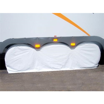 Tire Covers - ADCO Triple Axle Tyre Gards 27
