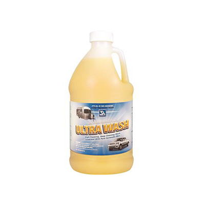 RV Wash And Wax - 3X Chemistry Ultra Wash - 64 Ounce Jug