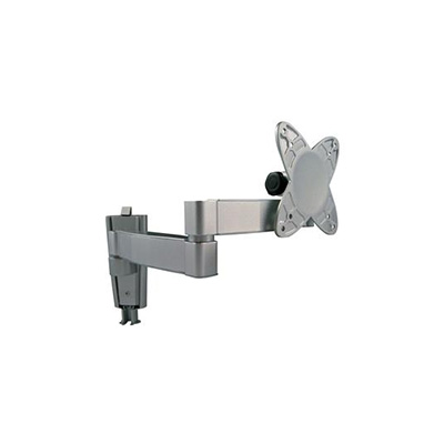 TV Mount - Jensen Double Swing Arm Tilting TV Mount Bracket