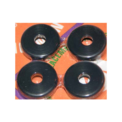 Range Grate Grommets - Atwood OEM Rubber Grate Grommets - 4 Pack