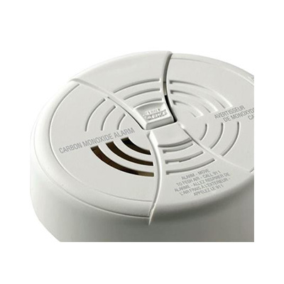 CO Detector - First Alert Surface Mount Carbon Monoxide Detector White