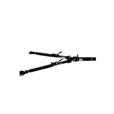 Tow Bar - Alpha Tow Bar With Quick Release Handles 6500 Lbs Weight Capacity