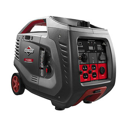 Generator - Briggs & Stratton Parallel Capable Portable Inverter Generator - 3000W