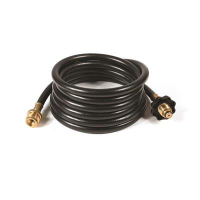 Propane Hose - Camco Propane Hose For Appliance With Regulator 12'L