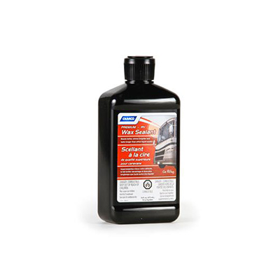 RV Wax - Camco Buff Style Wax Sealant 16 Ounce Jug