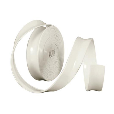 "Vinyl Insert - Camco Trim And Molding Insert 1""W x 100'L Roll - White"