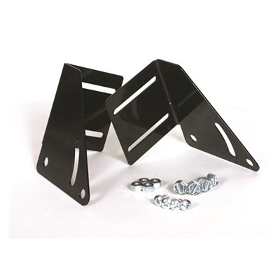RV Level Brackets - AccuLevel Fifth Wheel Pin Box Installation Brackets 2 Per Pack
