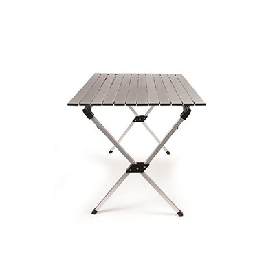 Tables - Camco Fold-Away Roll-Up Aluminum Camping Table With Carry Bag