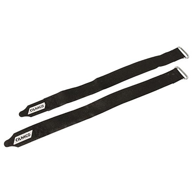 "Awning Straps - Camco 12""L Awning Straps - 2 Per Pack"