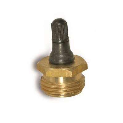 Winterizing Accessories - Camco Brass Water Line Blow-Out Plug