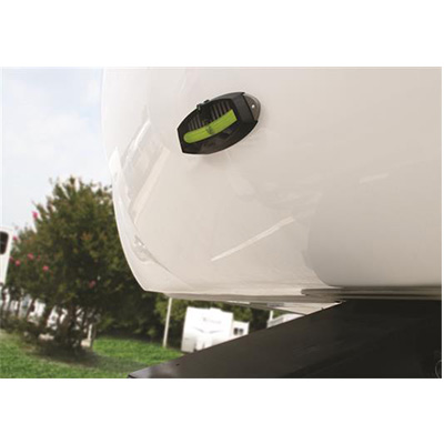 RV Levels - Camco Large Bubble-Type Trailer Level With Dual Indicators 10