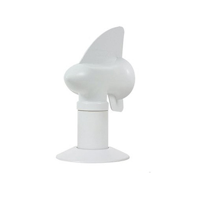 Sewer Vent Cap - Cyclone Sewer Vent Cover White