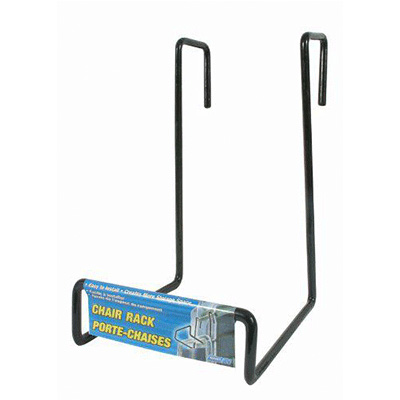 Chair Carrier - Camco RV Ladder Mount Chair Rack