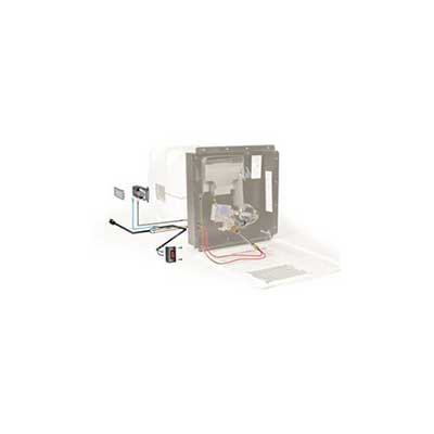 RV Water Heater Electric Kit - Camco - Hybrid Heat - 6G