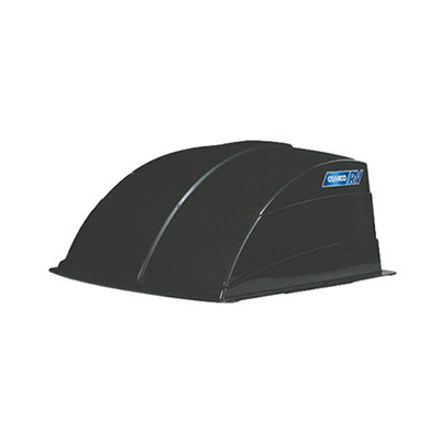 RV Roof Vent Cover - Camco Aerodynamic Exterior Roof Vent Cover Smoke