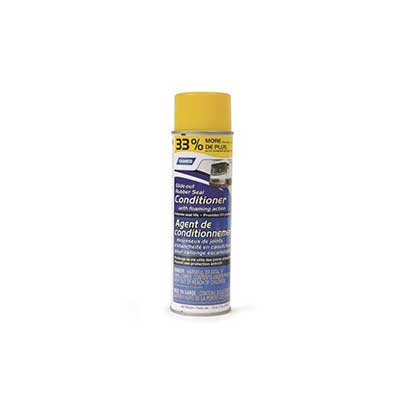 Rubber Seal Conditioner - Camco Rubber Seal Conditioner - 16 Ounce Aerosol Can