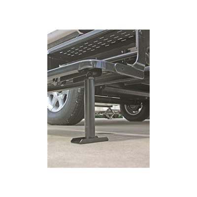 Step Supports - Camco Self-Stor Adjustable Step Brace 8-1/2
