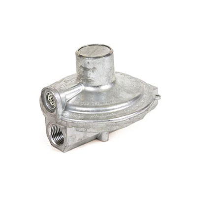 Propane Regulator - Camco Single-Stage Low-Pressure Appliance Regulator
