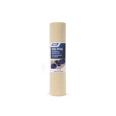 "Shelf Liner - Camco Slip Stop - 12""W x 12'L - Cream"
