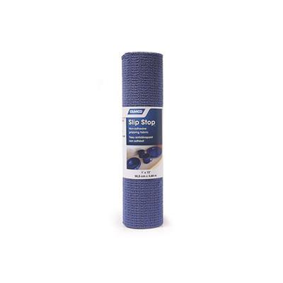 "Shelf Liner - Camco Slip Stop - 12""W x 12'L - Slate Blue"