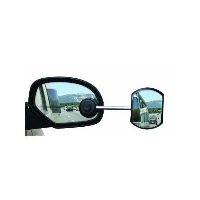 Towing Mirrors - Tow-N-See Passenger-Side Towing Mirror 1 Per Pack