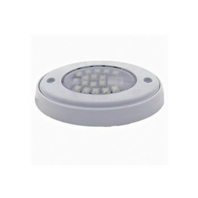 Interior Lights - Diamond Group LED Oval Light With Click On/Off Power Control - 12V