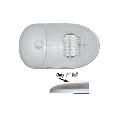 Interior Lights - Valterra LED RV Light With Switch 12V