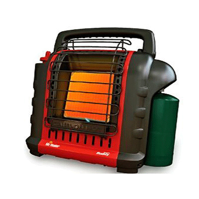 Space Heater - Enerco Tech Portable Propane Space Heater