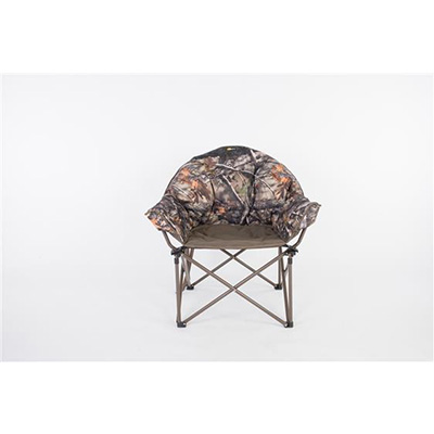 Camping Chairs - Faulkner Big Dog Bucket Chair With Carry Bag Camouflage