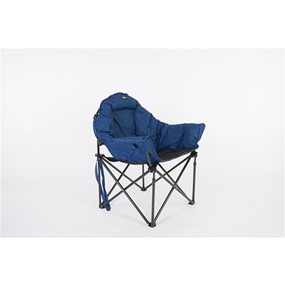 Camping Chairs - Faulkner - Big Dog - Bucket Style - Blue