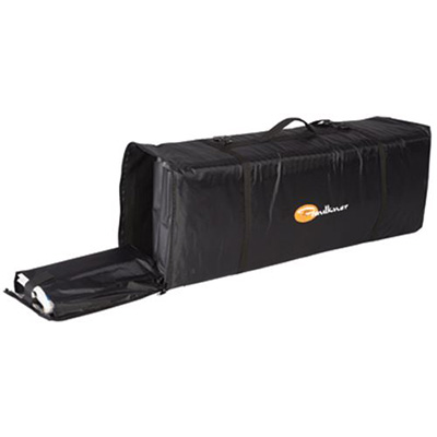 Camping Mat Carry Bag - Faulkner - Weather Resistant - Black