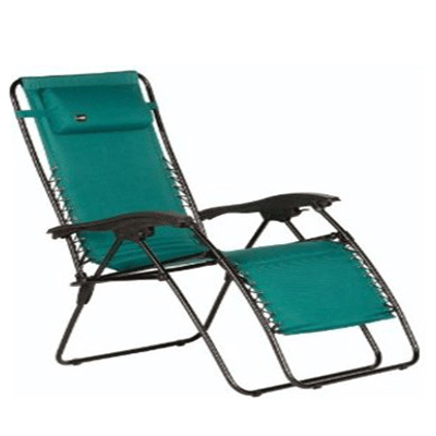 Zero Gravity Recliners - Faulkner - XL - Polycotton Fabric - Green