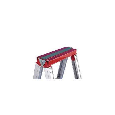 Step Ladder Top - GP Logistics Folding Step Ladder Top Shelf - Red