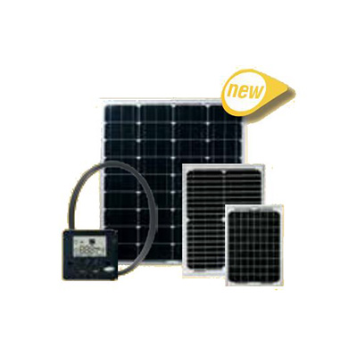 Solar Panel - Go Power 80-Watt Solar Kit With Controller, Cable & Hardware 4.6A