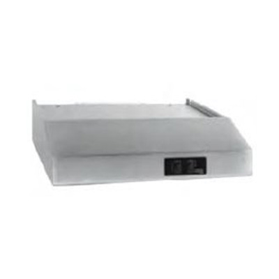RV Range Hood - Heng's Industries Ductless RV Range Hood With Light 12V Stainless Steel