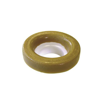 Toilet Floor Seal - Howard Berger AquaPlumb Wax Seal With Plastic Flange