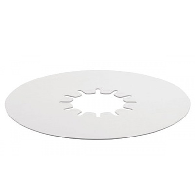 "Lube Disc - Husky 10"" Fifth Wheel King Pin Lube Disc - White"