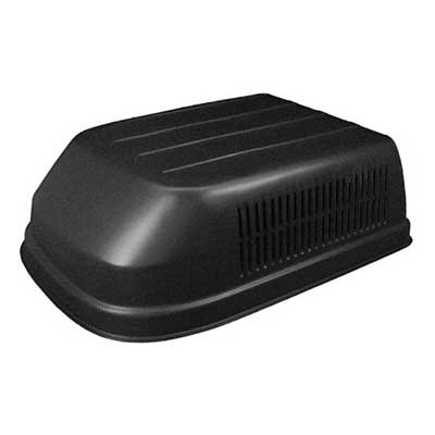 RV Air Conditioner Shroud - Icon Shroud Fits Coleman-Mach Air Conditioner Black