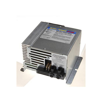 Power Converter - Inteli-Power 40A Converter With Charger 9100 Series
