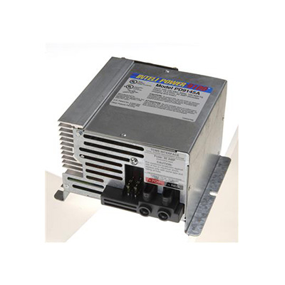 Power Converter - Inteli-Power 45A Converter With Charger 9100 Series