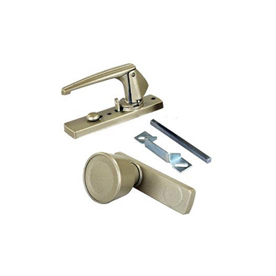 Door Latch - JR Products Universal Fit Door/Knob Latch Set