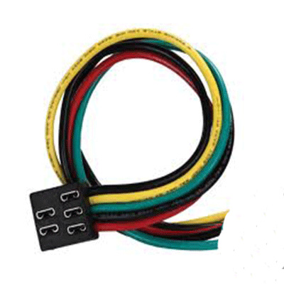 Slide Out Room Wire Harness - JR Products 2 Row 5-Pin Wiring Harness With Plug