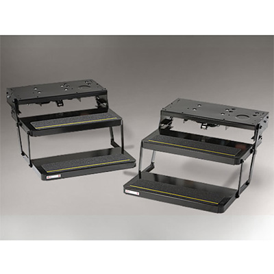 RV Steps - Kwikee 32-Series Double Electric RV Steps 24
