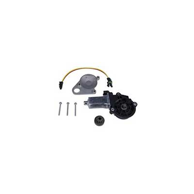 Electric Step Parts - Kwikee Electric Step Motor With Harness & Connectors Pre-IMGL 12V