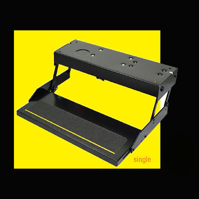 RV Steps - Kwikee 28-Series Single Electric RV Step 23-3/4