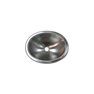 Sinks - Lasalle Bristol Single Bowl Oval Stainless Steel Sink