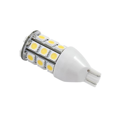 Light Bulbs - Green Value LED Warm White 921 Wedge Base Light Bulb 12V/24V - 1 Per Pack